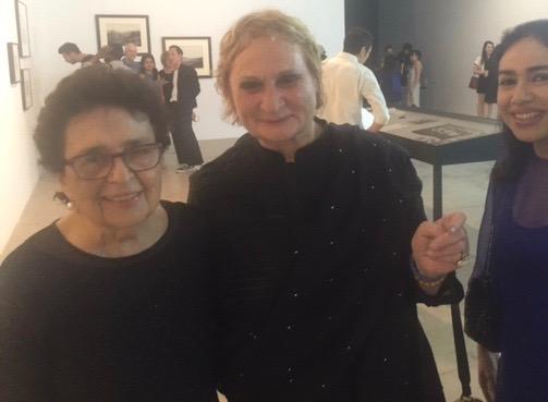 Marian Goodman, Maria Gilissen, Yola Minatchy