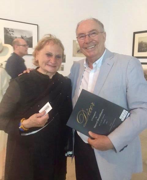 Maria Gilissen et Thierry De Duve